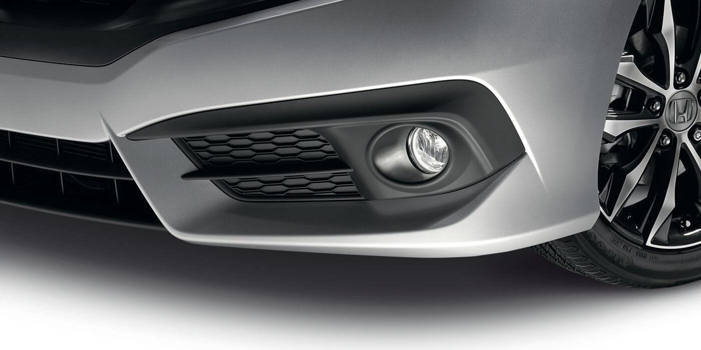 2016 Honda Civic Coupe Fog Lights