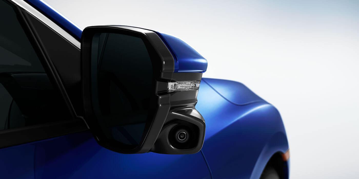 2016 Honda Civic Coupe Honda LaneWatch