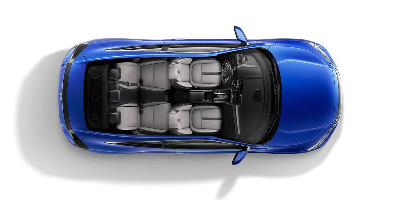 2016 Honda Civic Coupe Speakers