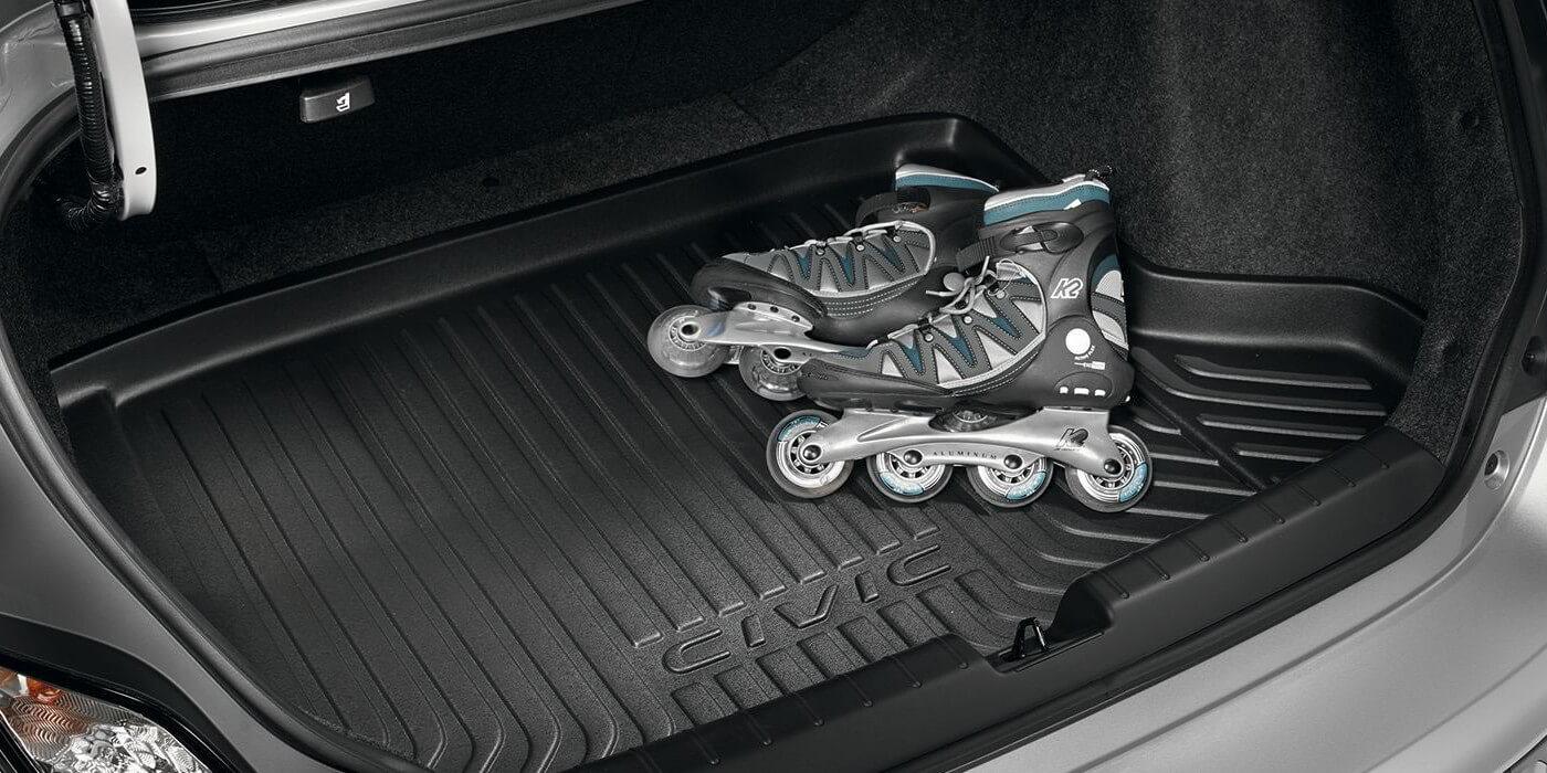 2016 Honda Civic Coupe Trunk tray