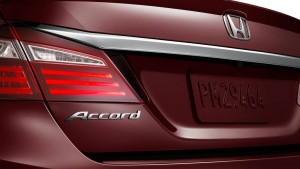 Accord Badge