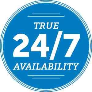 24-7-Availability