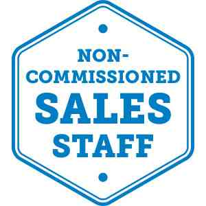 Non-Commissioned-Sales-Staff