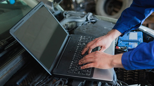 Laptop-Mechanic