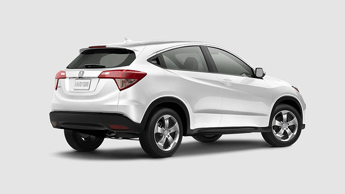 the 2017 honda hr v a stunning compact crossover. Black Bedroom Furniture Sets. Home Design Ideas