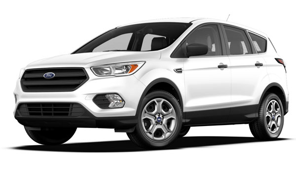 2017 Subaru Forester Vs 2017 Ford Escape