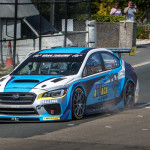 Subaru WRX STI Time Attack car
