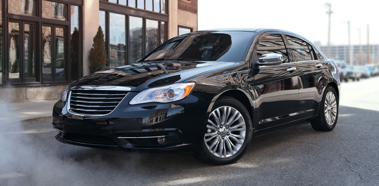 Chrysler 200 2013 reviews