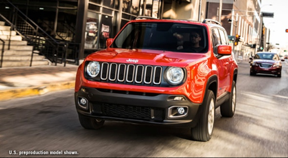 2015 Jeep Models >> Mopar Equipped 2015 Jeep Renegade Models Knight Dodge