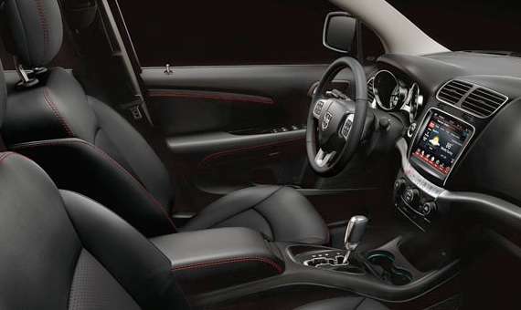 Dodge Journey Interior >> What Does The Interior Of The 2016 Dodge Journey Offer