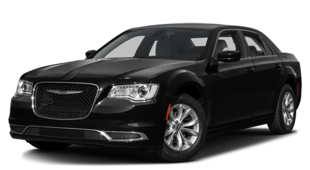 2016 Chrysler 300 Black