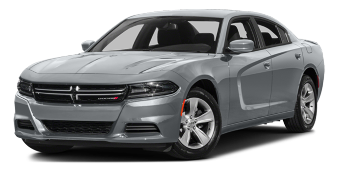 2016 Dodge Charger silver