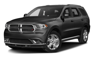 2016 Dodge Durango Black