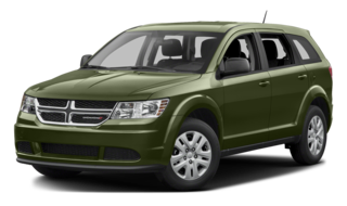 2016 Dodge Journey Green