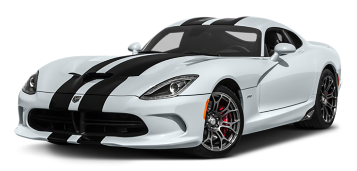 2017 Dodge Viper stripes