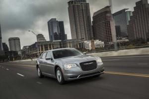 2015 Chrysler 300 Driving