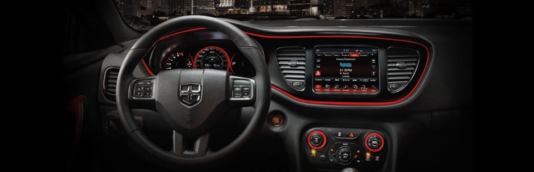 2015 Dodge Dart Technology