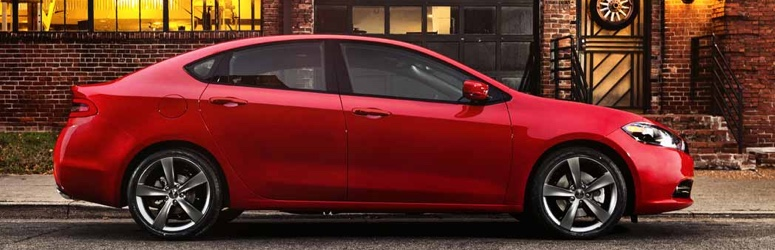2015 Dodge Dart Trim
