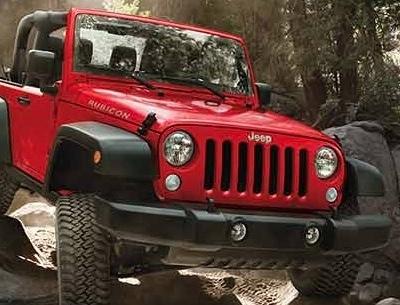 2015 Jeep Wrangler Performance