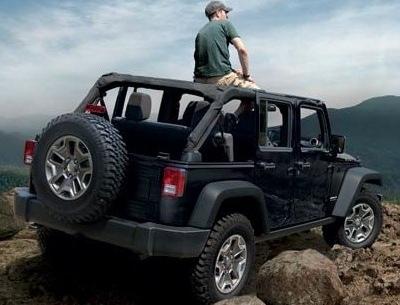 2015 Jeep Wrangler Powertrain