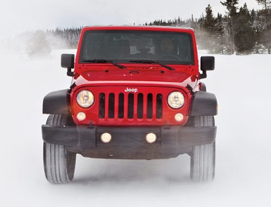 2015 Jeep Wrangler Trims