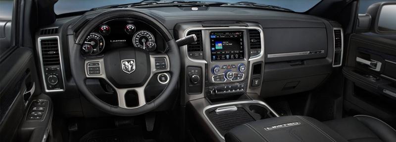 2016 Ram 2500 Interior
