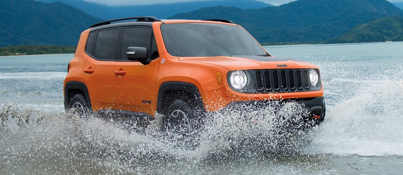 2016 Renegade orange exterior