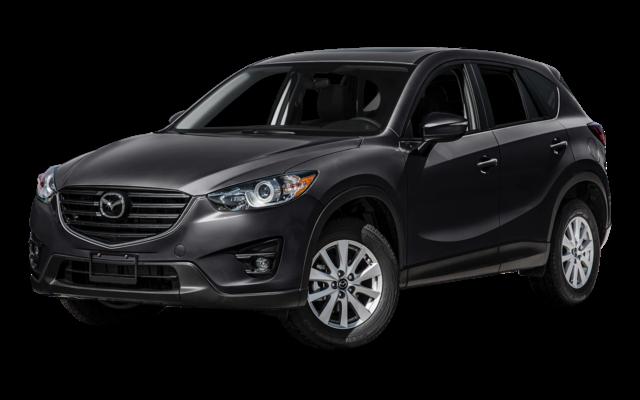 2016 Mazda CX-5 dark exterior