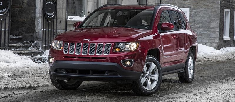 2016 Jeep Compass available models