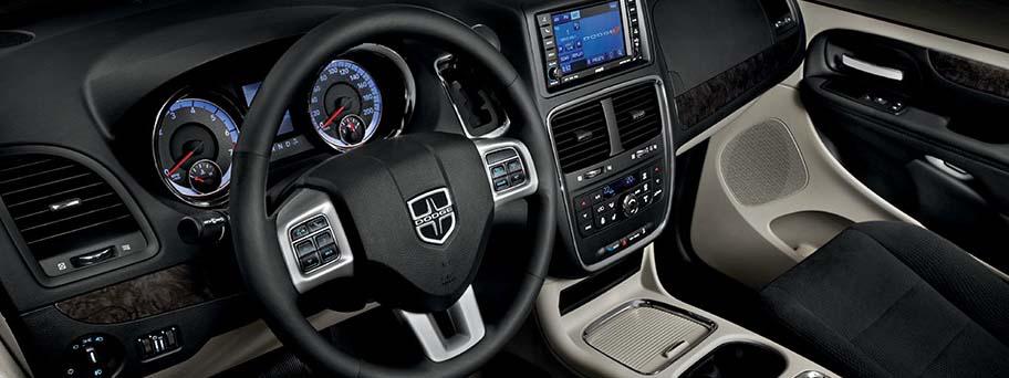 2017 Dodge Grand Carvan Interior