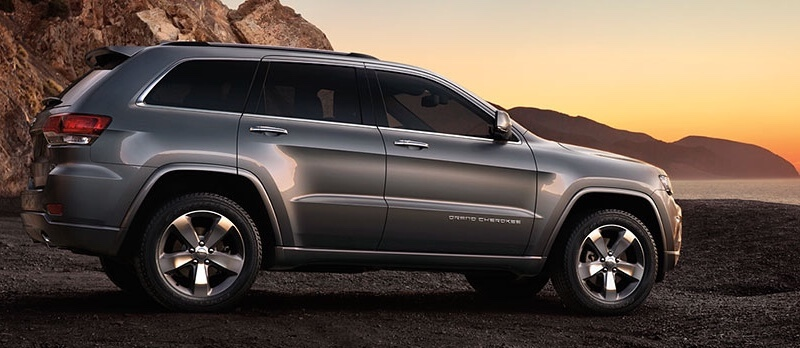 2016 Jeep Grand Cherokee Towing Knight Weyburn Cdjr