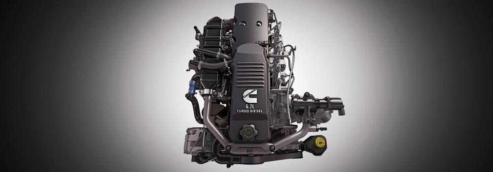 2016 Ram 3500 powertrain