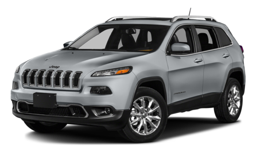 2016 Jeep Cherokee light exterior
