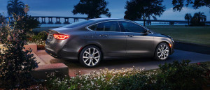 2016 Chrysler 200 night