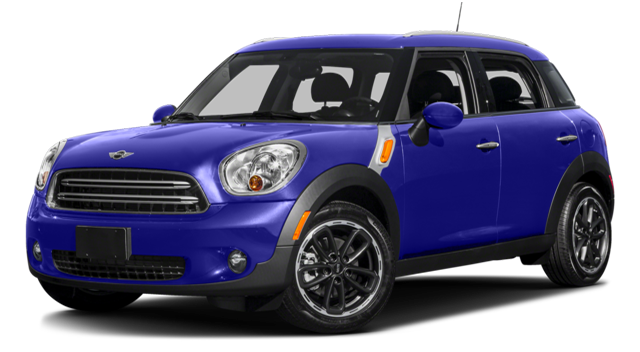 2016 Mini Cooper Countryman Blue