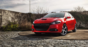 2016 Dodge Dart Red