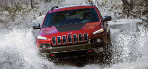 2016 Jeep Cherokee Splash