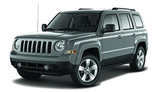 2016 Jeep Patriot Gray