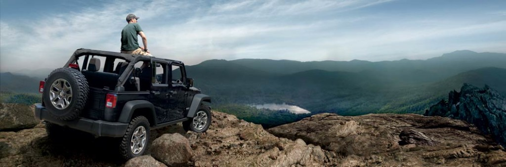 2016 Jeep Wrangler Offroad