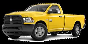 2016 Ram 3500 Yellow