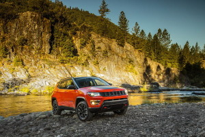 2017 Jeep Compass Stream