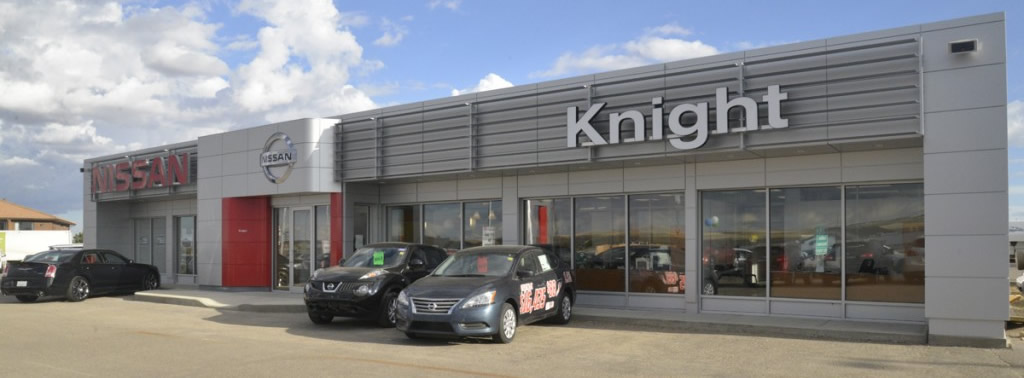 Knight Nissan Dealership