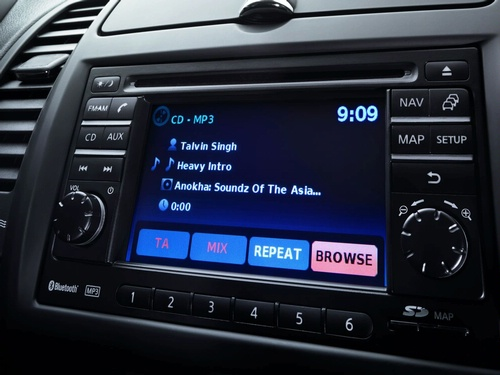 Nissan Connect Navigation And More Knight Nissan
