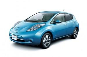 Import Nissan Leaf