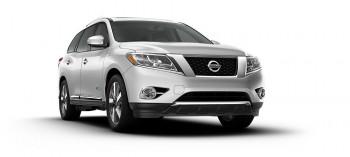 2014 Nissan Pathfinder Hybrid modelonwhite copy