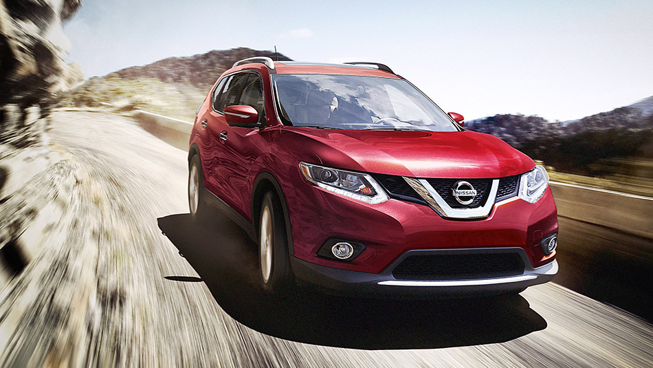 2015 Nissan Rogue reviews