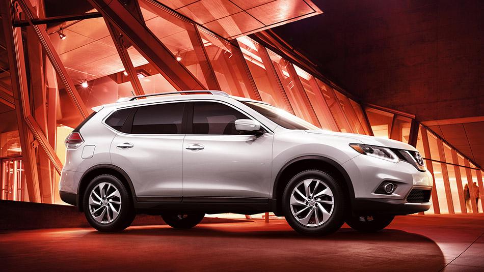 2016 Nissan Rogue price