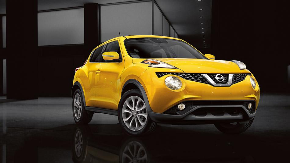 2016 Nissan Juke solar yellow exterior