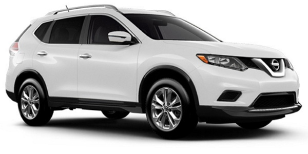 Attractive 2016 Nissan Rogue. 2016 Subaru Forester Exterior