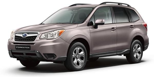 2016 Subaru Forester exterior
